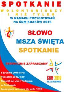Plakat Juda Tadeusz